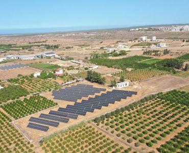 Basman Group's Renewable Solar Energy Power Plant Investment